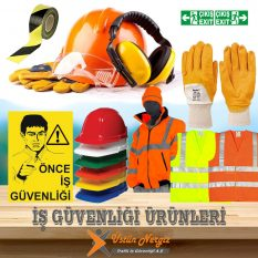 3-İş Güvenliği Ürünleri
